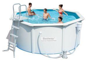 Бассейн каркасный со стальными стенками BestWay Hydrium Pools - 56563 300х120 см