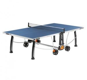 Всепогодный теннисный стол CORNILLEAU 300S CROSSOVER OUTDOOR синий