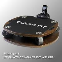 Виброплатформа CLEAR FIT CF PLATE COMPACT 201 WENGE