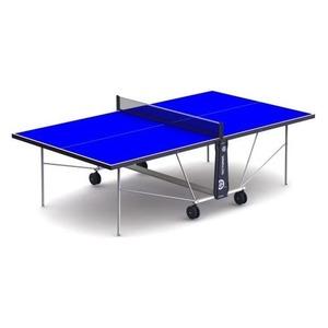 Теннисный стол для помещений CORNILLEAU TECTO INDOOR 190400 синий