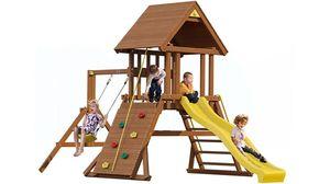 Детский городок Cedar Summit «Крепость свободы»