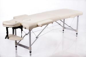 Массажный складной стол RESTPRO ALU 2 (M) Cream