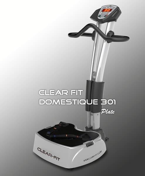 Виброплатформа CLEAR FIT CF PLATE Domestique 301