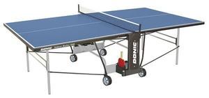 Теннисный стол для помещений DONIC INDOOR ROLLER 800 синий