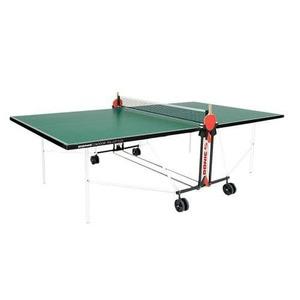Всепогодный теннисный стол DONIC OUTDOOR ROLLER FUN зеленый