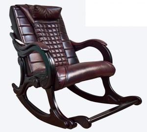 Массажное кресло-качалка EGO WAVE ELITE EG-2001 (цвет Бордо)