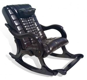 Массажное кресло-качалка EGO WAVE LUX EG-2001 (цвет Шоколад)