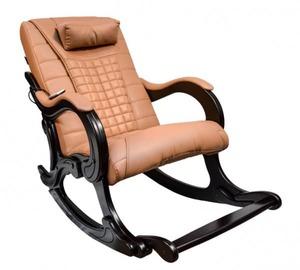 Массажное кресло-качалка EGO WAVE LUX EG-2001 (цвет Орех)