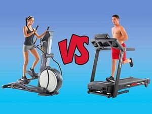 Что выбрать – эллиптический тренажер или беговую дорожку?