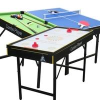 Игровой стол DFC SMILE 3 в 1 ES-GT-4870
