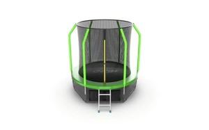 Батут EVO JUMP Cosmo 6ft (Green) + Lower net