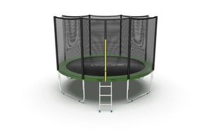 Батут EVO JUMP External 12ft (Green)