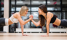 Польза фитнеса - фитнес для женщин, польза занятий для здоровья