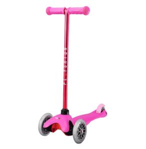Самокат PLAYSHION FS-MS001P (Розовый)