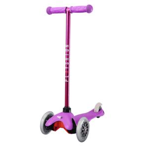 Самокат PLAYSHION FS-MS001V (Фиолетовый)