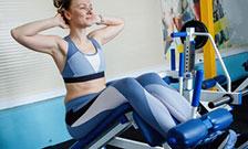 Упражнения на гиперэкстензии