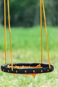Сидение для качелей - Гнездо ВЫШЕ ВСЕХ - 120 см