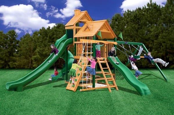 Детский городок PLAYNATION ГОРЕЦ 2