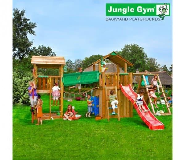 Детский городок JUNGLE GYM GRAND CHALET