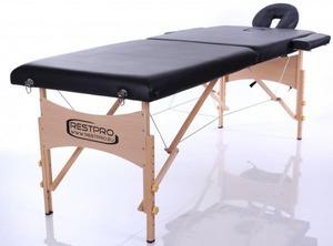 Массажный складной стол RESTPRO Classic 2 Black
