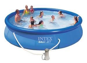 Бассейн надувной Intex Easy Set Pool - 28160 457x91 см
