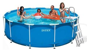 Бассейн каркасный Intex Metal Frame Pool - 28718.28218 366х99 см