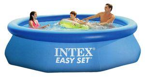 Бассейн надувной Intex Easy Set Pool - 28110.56970 244x76 см