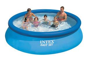 Бассейн надувной Intex Easy Set Pool - 28156 457x84 см