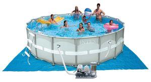 Бассейн каркасный Intex Ultra Frame Pool - 28328 488х122 см
