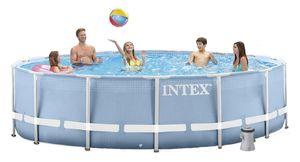 Бассейн каркасный Intex Prism Frame Pool - 26752.28752 549х122 см