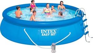 Бассейн надувной Intex Easy Set Pool - 28164 457x91 см