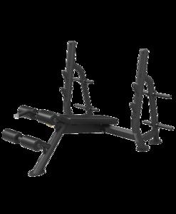Олимпийская скамья с отрицательным углом наклона Spirit SP-4211