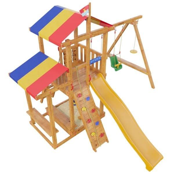 Детский городок САМСОН КИРИБАТИ (модель 2017 года)