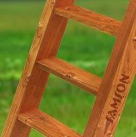 Деревянная лестница САМСОН