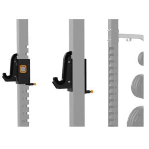 Крюки для олимпийского грифа для силовой рамы MATRIX MAGNUM OPT1R