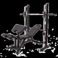 Многофункциональная силовая скамья Smith Strength WB570