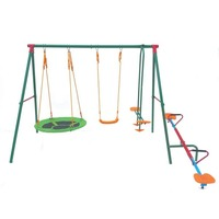 Детский уличный многофункциональный комплекс DFC MSW-01