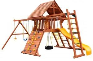 Игровая площадка Playgarden Original Castle II
