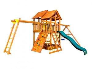 Игровая площадка Playgarden SkyFort II с рукоходом