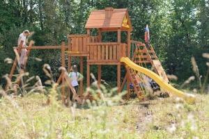 Детская площадка ВЫШЕ ВСЕХ ПОБЕДА СПОРТ