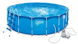 Каркасный бассейн Summer Escapes Р20-1652-S 488х132 см