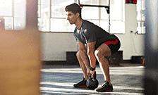 Упражнения с гирей - комплекс упражнений