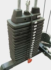 Весовой стек BODY SOLID SP150