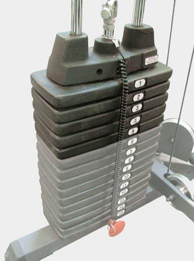 Весовой стек BODY SOLID SP 50