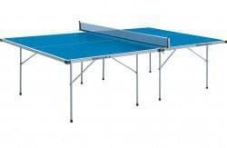 Всепогодный теннисный стол TORNADO-4 синий/зеленый