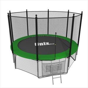 Батут UNIX LINE 8 ft OUTSIDE (Green)