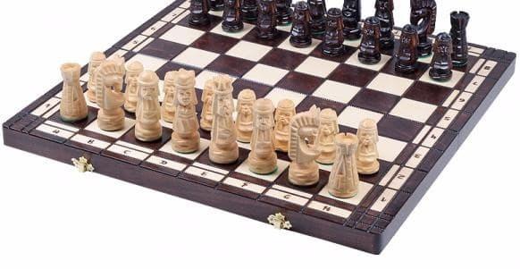 """Шахматы Гевонт"""" 50х25х6 см"""""""