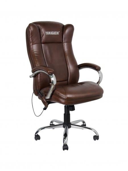 Массажное кресло YAMAGUCHI PRESTIGE офисное