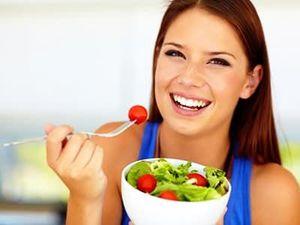 Залог здоровья – правильное питание